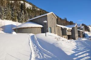 museet,vinter